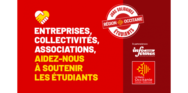 Jobs solidaires étudiants