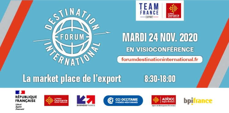 Forum Destination International 2020
