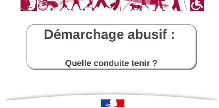 Accessibilité des ERP : attention au démarchage agressif !