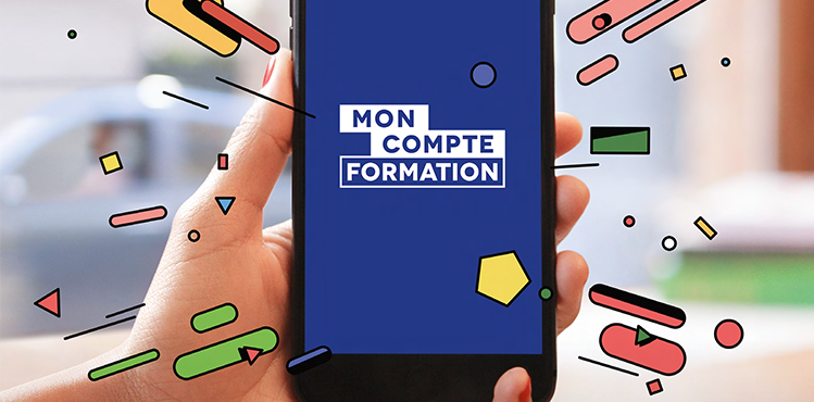 MonCompteFormation - l'application qui change tout à la formation professionnelle